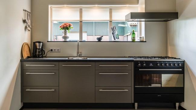 Keuken landelijk modern t kroonhuys - Modern hoofdbord ...