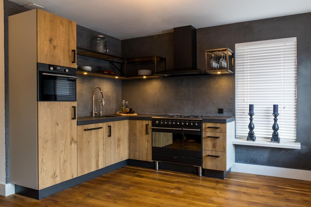 De mooiste industriele keukens voor een stoere look gallery of