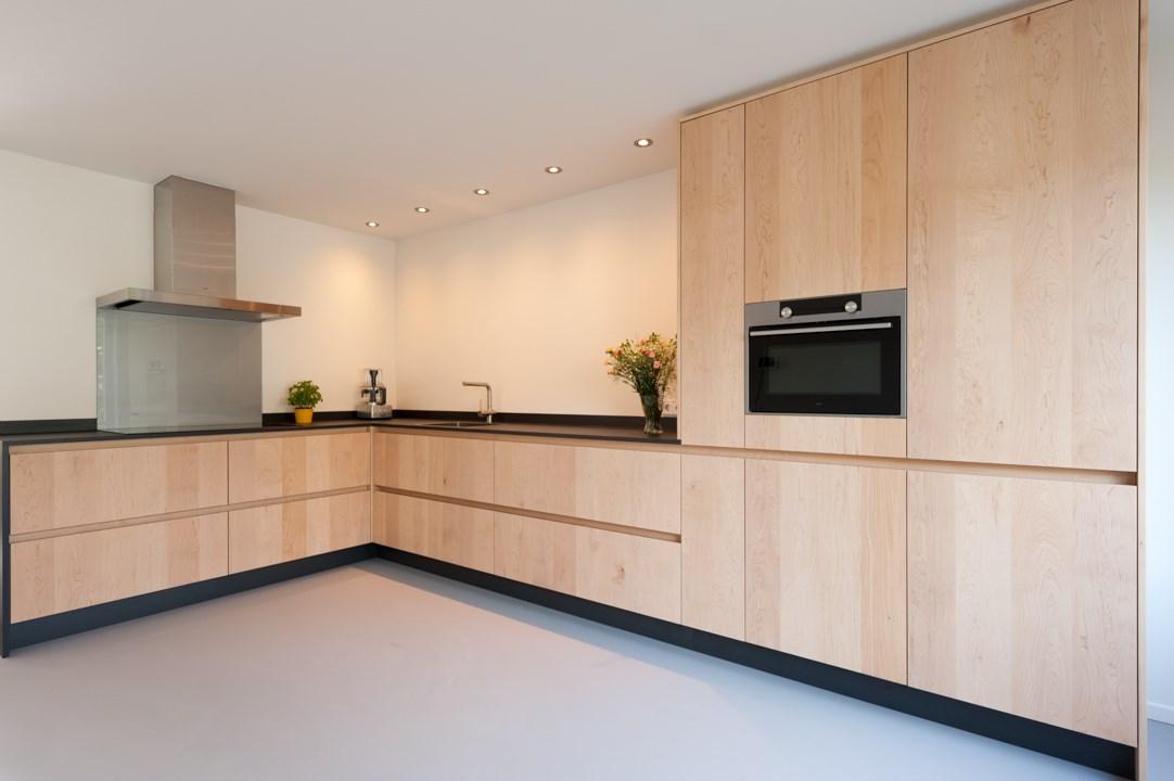 Van Oude Vloer Tot Nieuwe Keuken T Kroonhuys