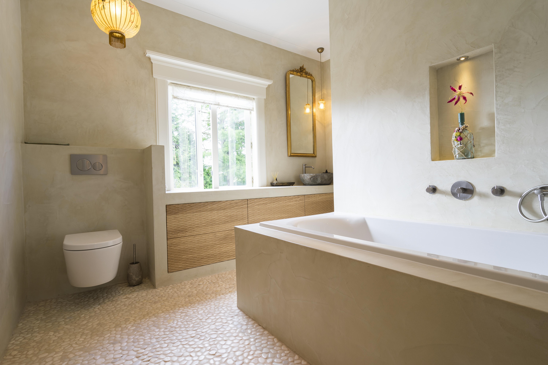 Badkamer Ibiza Stijl : Ibiza stijl badkamer interieur t kroonhuys