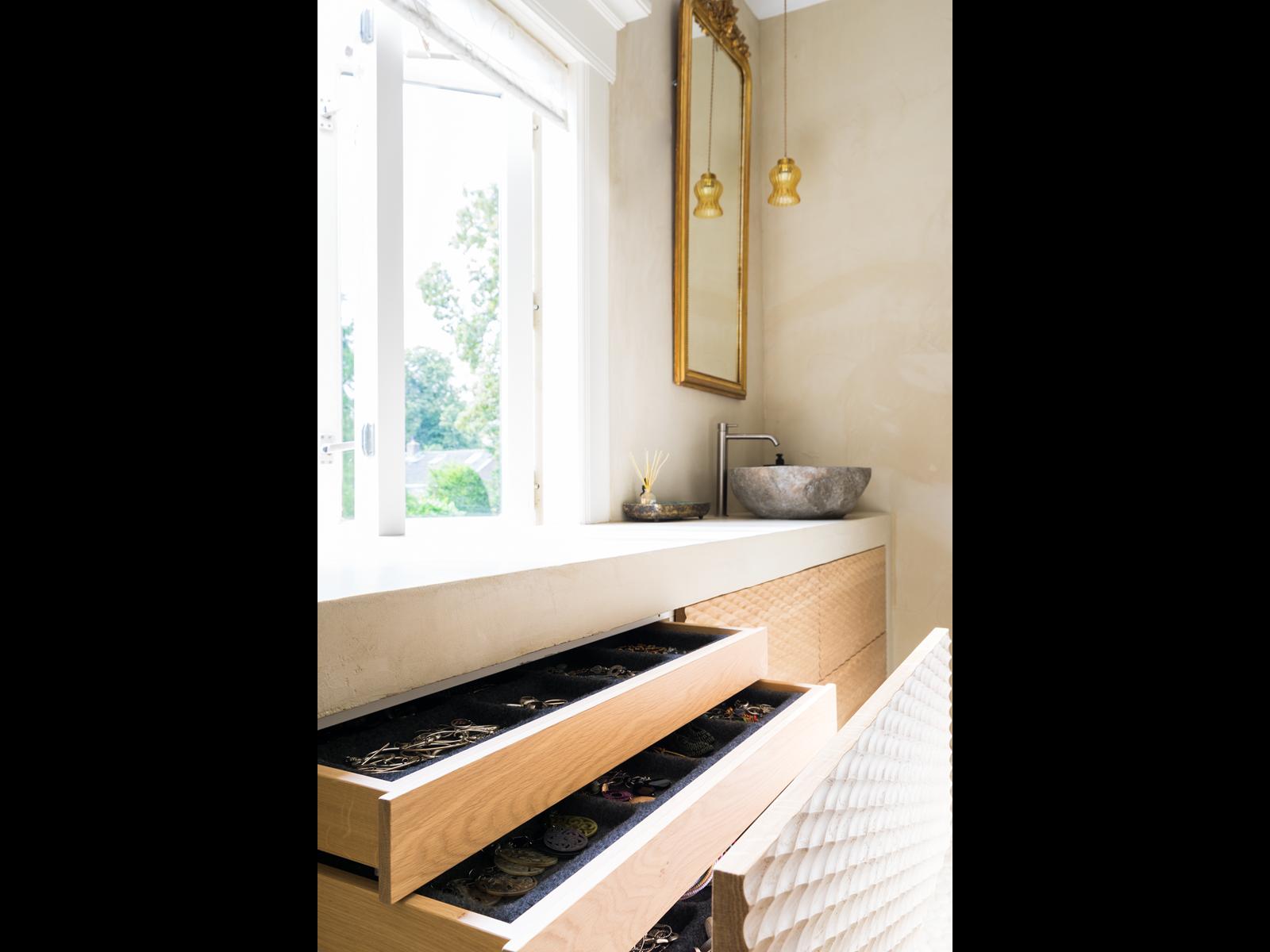 Ibiza stijl badkamer interieurs - \'t Kroonhuys