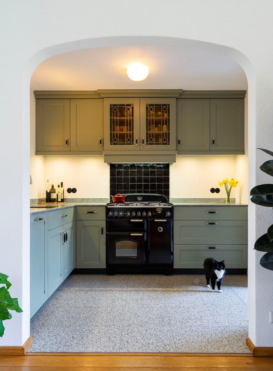 Spiksplinternieuw Art-Deco keuken - 't Kroonhuys RC-82
