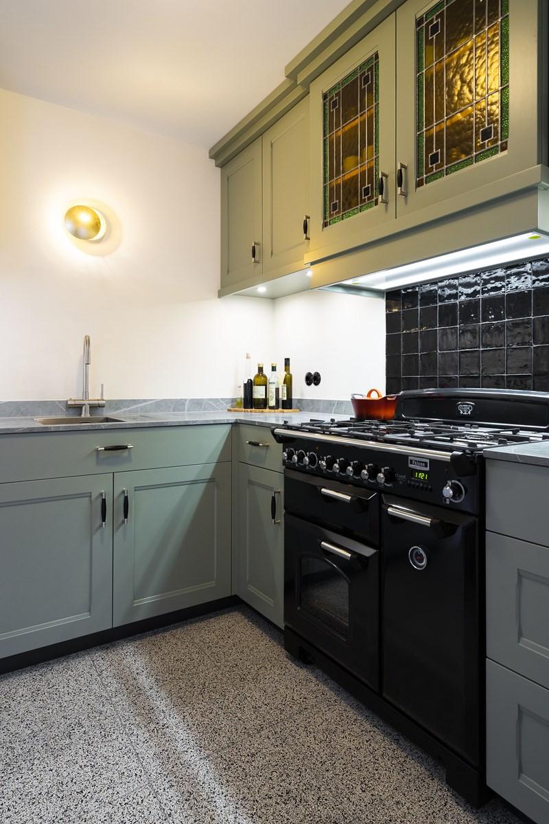 Nieuw Art-Deco keuken - 't Kroonhuys LL-37